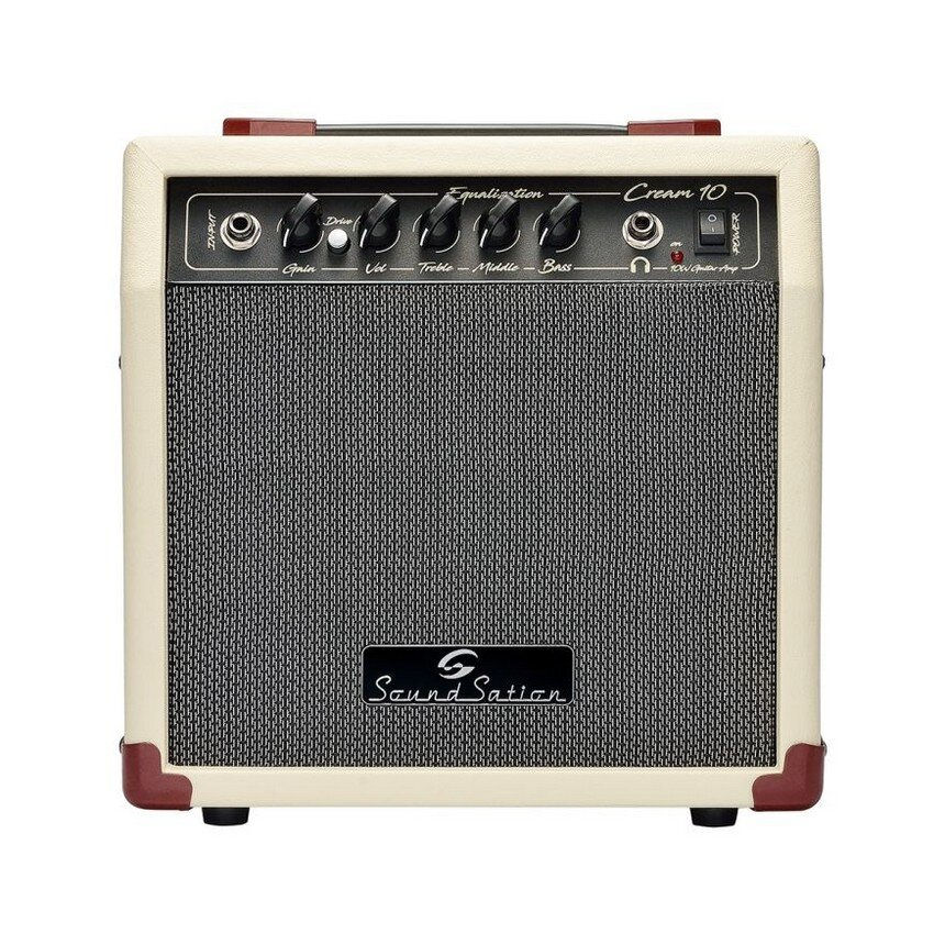 AMPLIFICATORE SOUNDSATION CREAM10 CHITARRA